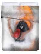 Paddling Blur Duvet Cover