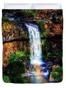 Paddy's Falls Duvet Cover
