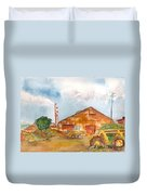 Paia Mill 3 Duvet Cover