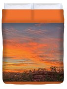 Painful Truth Is Better Than A Pleasant Lie.  Duvet Cover
