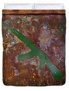 Paint 2 Duvet Cover