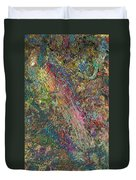 Paint Number 27 Duvet Cover by James W Johnson