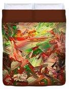 Paint Number 48 Duvet Cover