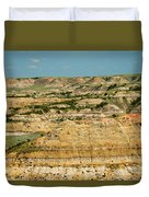 Painted Canyon Duvet Cover
