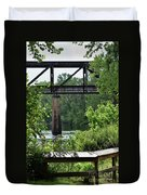 Painted Congaree Four Duvet Cover