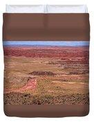 Painted Desert #3 Duvet Cover