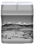 Painted Desert #9 Duvet Cover