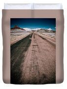 Painted Desert Road #4 Duvet Cover