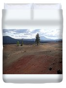 Painted Sands Duvet Cover