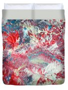 Painted Thought 2 Duvet Cover