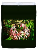 Painterly Effects Duvet Cover