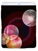 Painter's Universe Duvet Cover