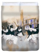 Painting 785 3 Attan Duvet Cover