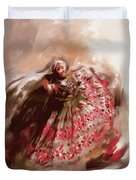 Painting 792 1 Attan Duvet Cover