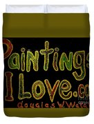 Paintings I Love.com 4 Duvet Cover