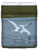 Pair Of Terns Duvet Cover