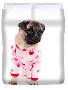 Pajama Party Duvet Cover