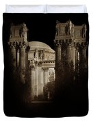 Palace Of Fine Arts Panama-pacific Exposition, San Francisco 1915 Duvet Cover