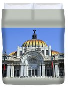 Palace Of Fine Arts Duvet Cover