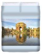 Palace Of Fine Arts - San Francisco Duvet Cover