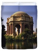 Palace Of Fine Arts Sf Duvet Cover