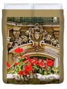 Palace Of Queluz Portugal Duvet Cover