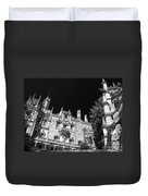 Palace Of Regaleira Duvet Cover