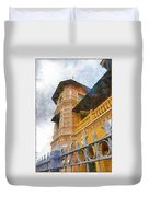 Palace Of The Iturriza Duvet Cover