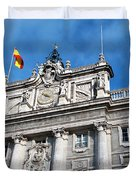 Palacio Real Duvet Cover