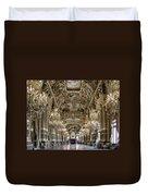 Palais Garnier Grand Foyer Duvet Cover