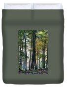 Palatine Forest Duvet Cover