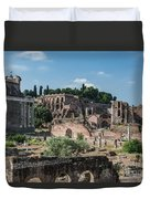 Palatine Hill  Duvet Cover