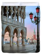 Palazzo Ducale Duvet Cover