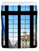 Palazzo Madama.torino Duvet Cover