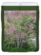 Pale Pink Spring Duvet Cover
