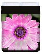 Pale Purple Flower Duvet Cover
