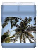 Palm Collection - Standing Tall Duvet Cover