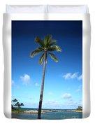 Palm Day Duvet Cover