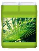Palm House Branch Duvet Cover