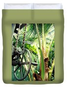 Palm House Pulley Duvet Cover
