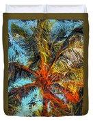 Palm No. 1 Duvet Cover