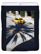 Palm Porsche Duvet Cover