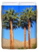 Palm Springs Duvet Cover
