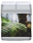 Palm Tree 5 Duvet Cover