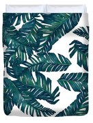 Palm Tree 7 Duvet Cover