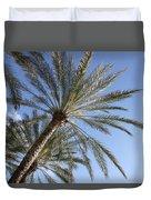 Palm Trees 2 Duvet Cover