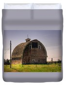 Palouse Barn Duvet Cover