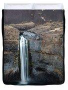 Palouse Falls 4 Duvet Cover