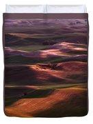 Palouse Undulation Duvet Cover