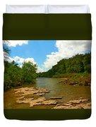 Paluxy River Duvet Cover